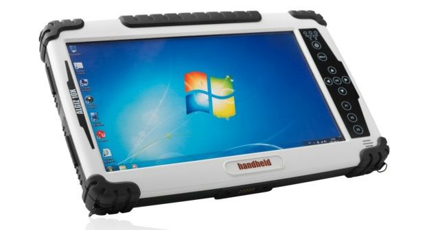 Handheld Algiz 10x Rugged Tablet Pc For Tough Professionals The Tech Journal Rugged Tablet Tablet Tablet 10
