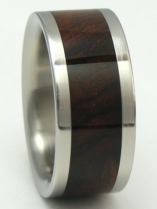Anium Rings Desert Iron Wood Ring Mens Las By Usajewelry 175 00