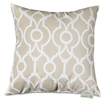 Majestic Home Goods Athens Throw Pillow