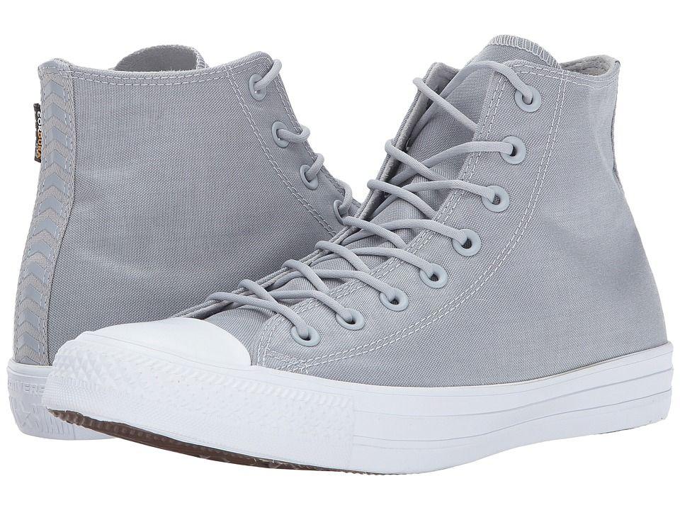 Chaussures Converse Chuck Taylor All Star Hi Top Ash Grey