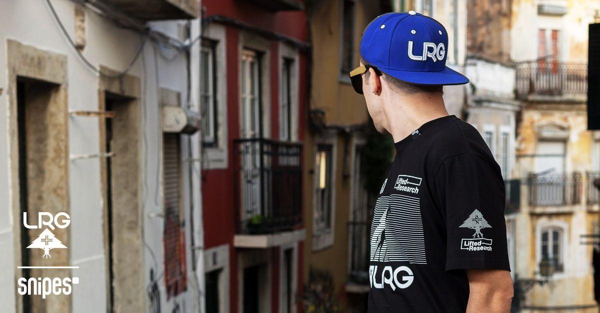 """Die Westküste der USA steht für ein entspanntes Lebensgefühl. Genau dieses Gefühl verkörpert die kalifornische Brand LRG. Sowohl mit der neuen Apparel als auch der Headwear bringt das Label ein Stück Urlaub zu SNIPES. Die neue Sommer-2015-Kollektion von LRG gibt es jetzt """"online only""""!   #LRGGermany #LRGClothing  #Snipes #streetwear"""