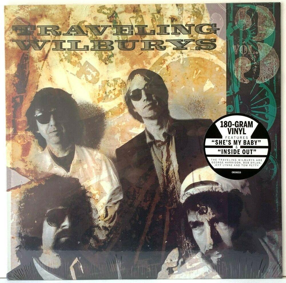 Traveling Wilburys Volume Three Current Pressing Lp Vinyl Record Album Vol 3 In 2020 Vinyl Records Vinyl Record Album Lp Vinyl