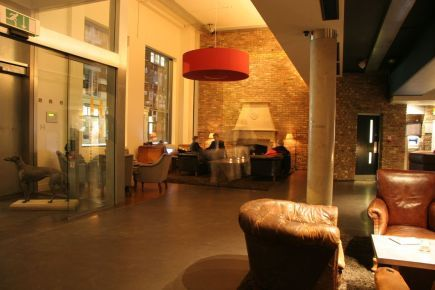 The Hoxton Hotel, winner of the Fodor's 100 Hotel Awards for the Design category #travel