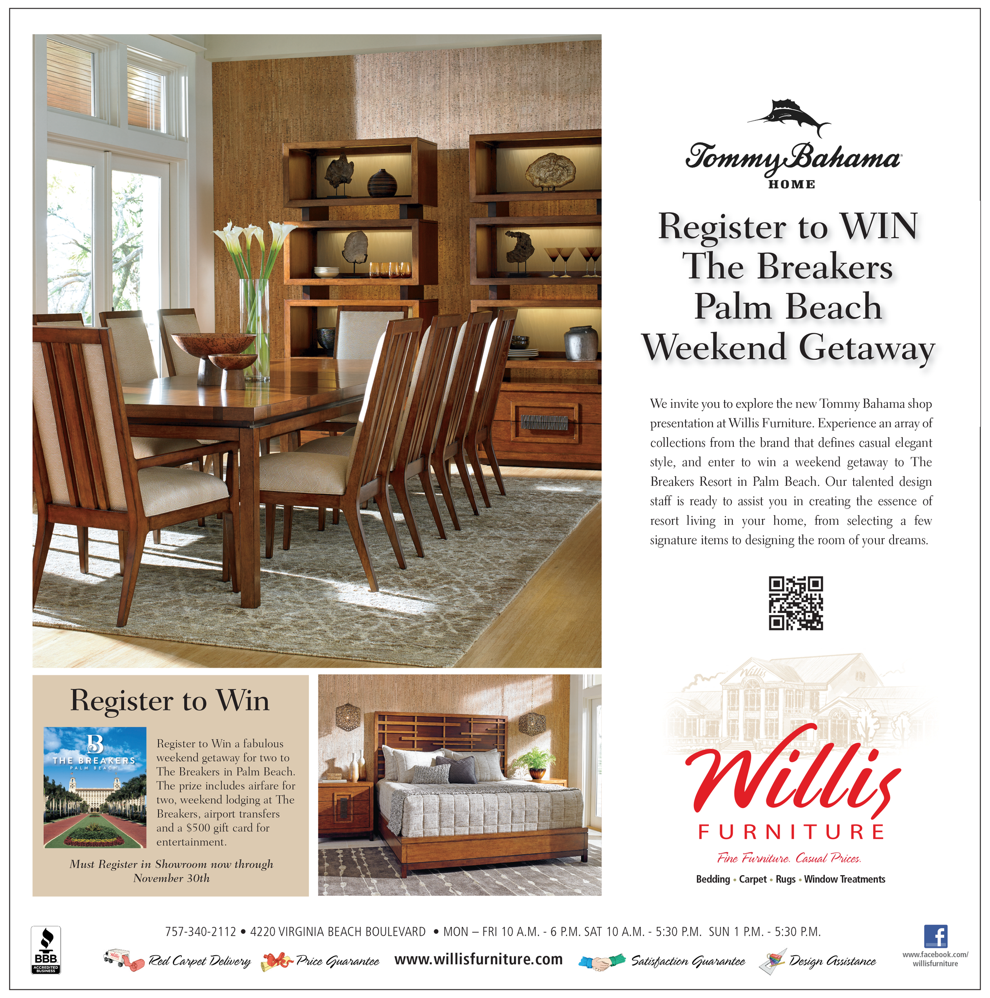 Willis Furniture Coupons Promotions And Savings