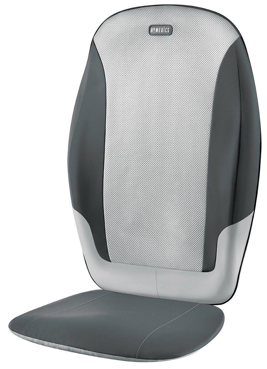 Homedics Heated Shiatsu Dual Back Massage Chair Cushion Massager The Japanese Art Of Shiatsu Has Been Aiding An Shiatsu Massage Shiatsu Acupressure Treatment