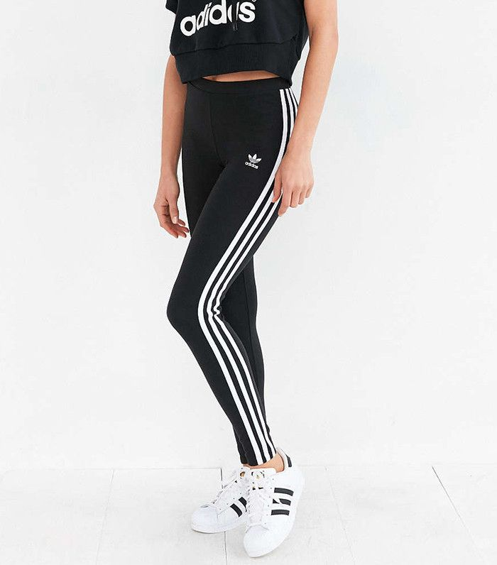 Addidas leggings + crop top  26548d5da9f
