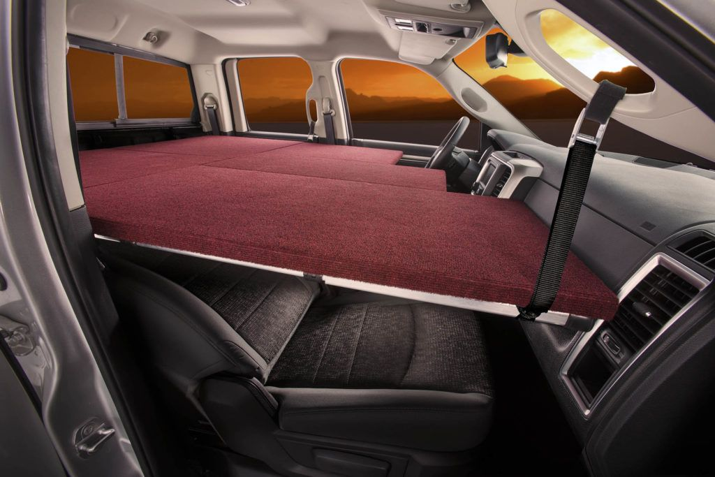 Gallery Trucks Sleep Solutions Car Seats