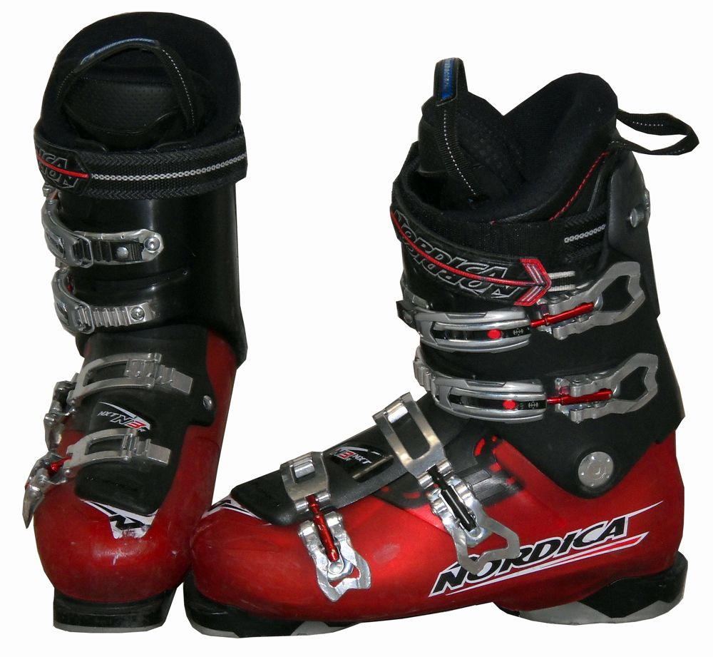 eabe47a66960 Ski Shoes · Nordica makes a great boot for the intermediate to advanced  skier that has a medium sized
