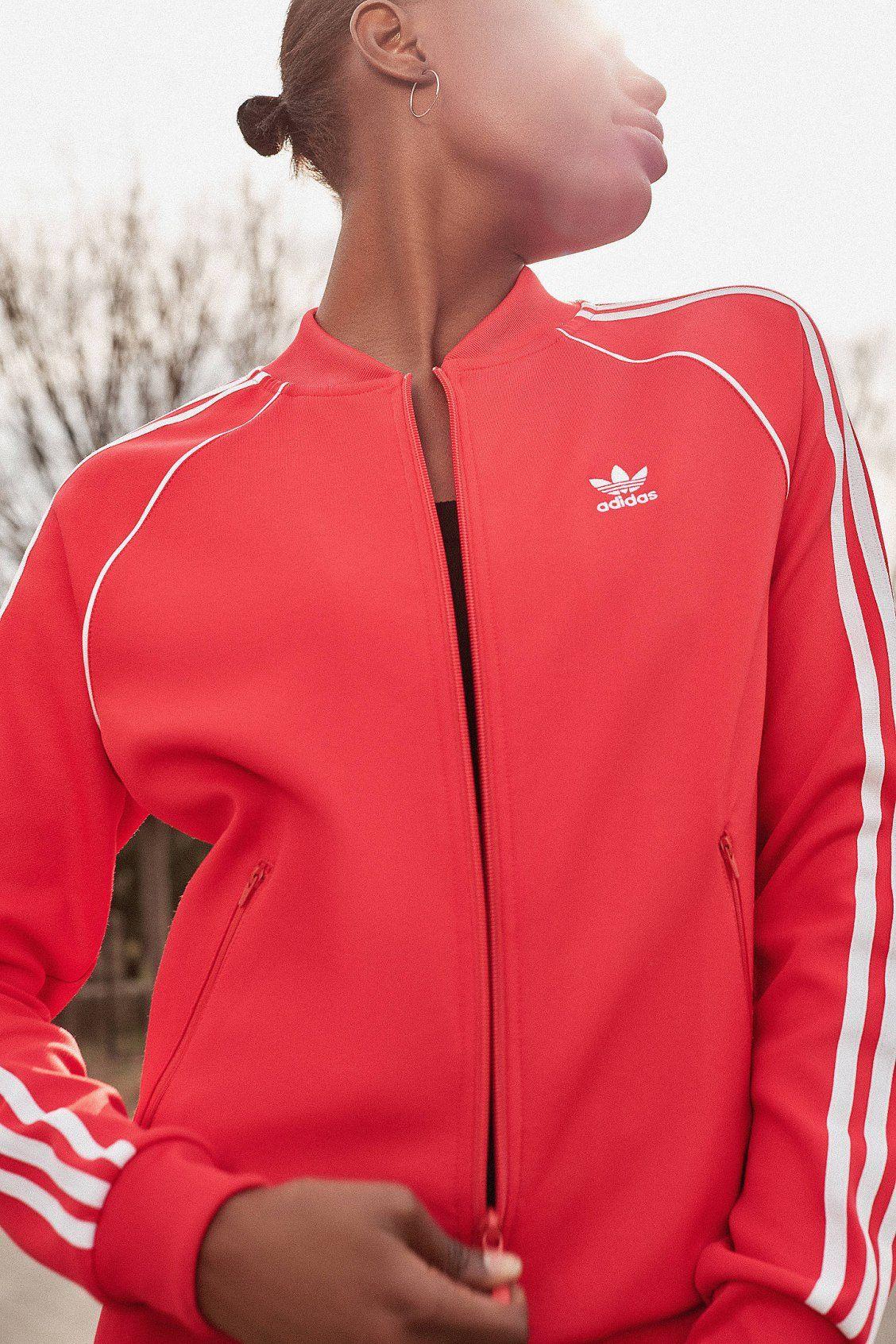 adidas Originals Superstar Trefoil Track Jacket | Adidas