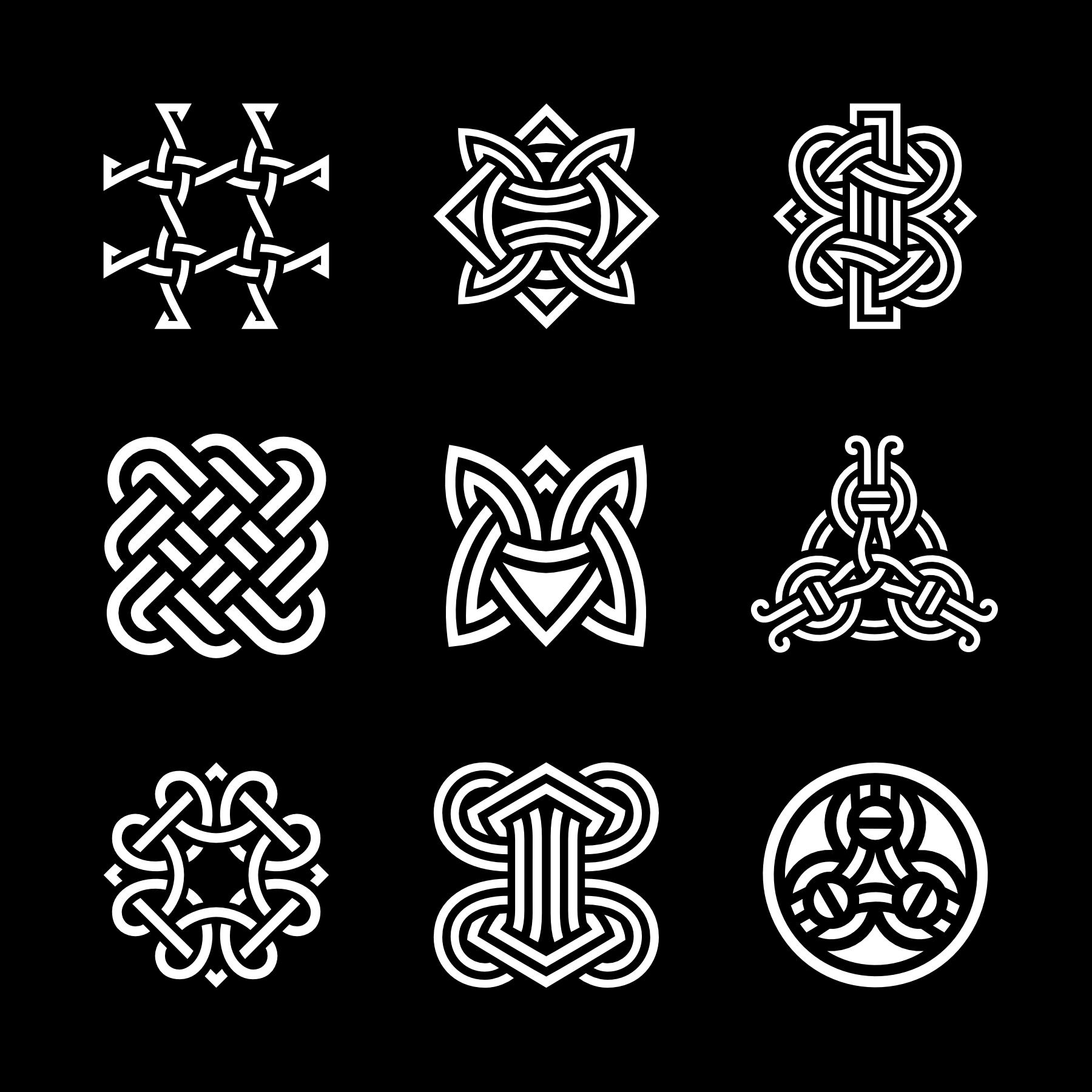 Borre Style Heathen Pinterest Viking Art Viking Designs And
