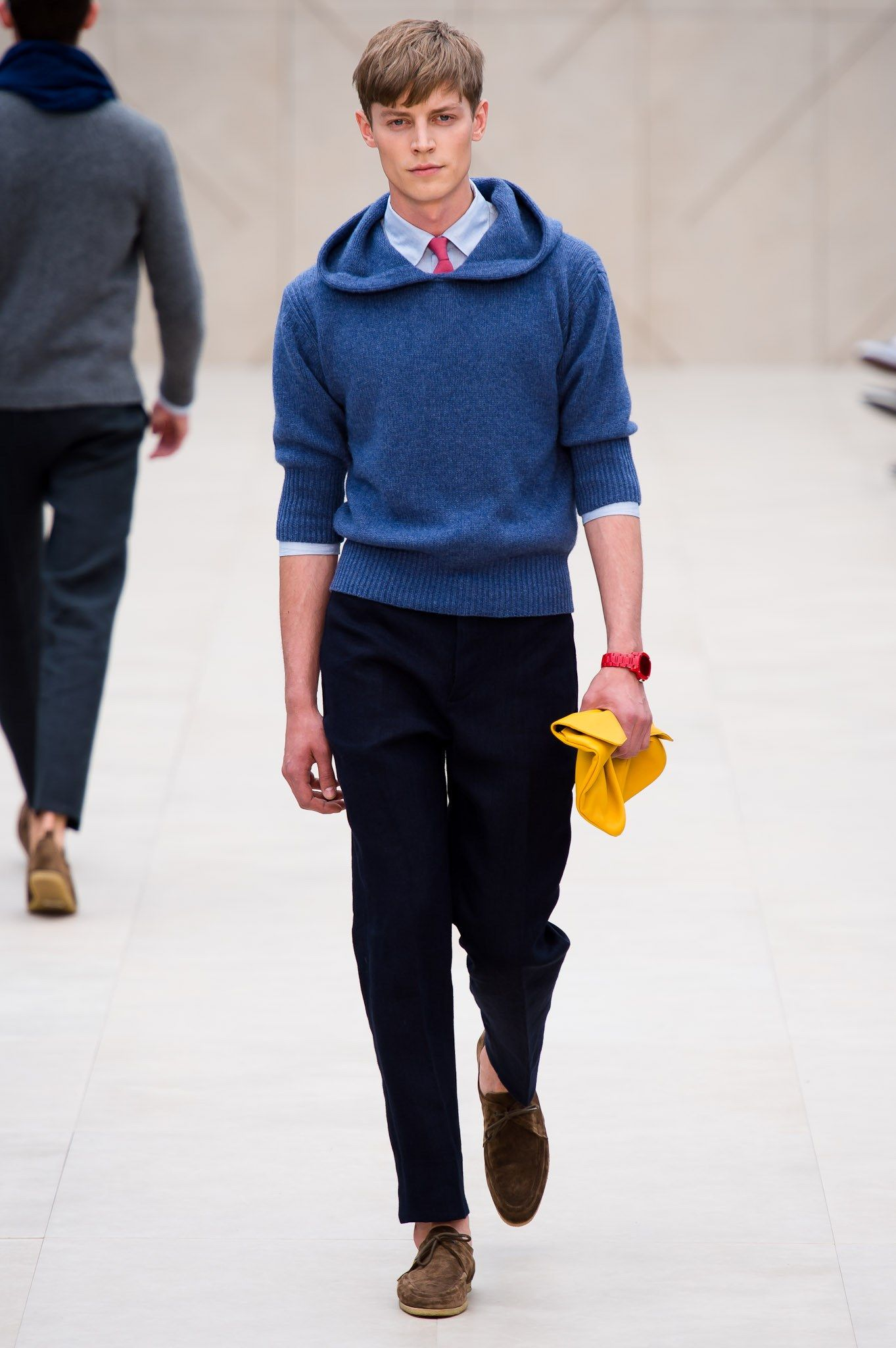 3da8da05e889 Burberry Spring 2014 Menswear Fashion Show in 2019 | My Style ...