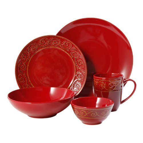 Gibson Manning Scroll 20-Piece Reactive Dinnerware Set by Gibson Overseas Inc..  sc 1 st  Pinterest & Gibson Manning Scroll 20-Piece Reactive Dinnerware Set by Gibson ...