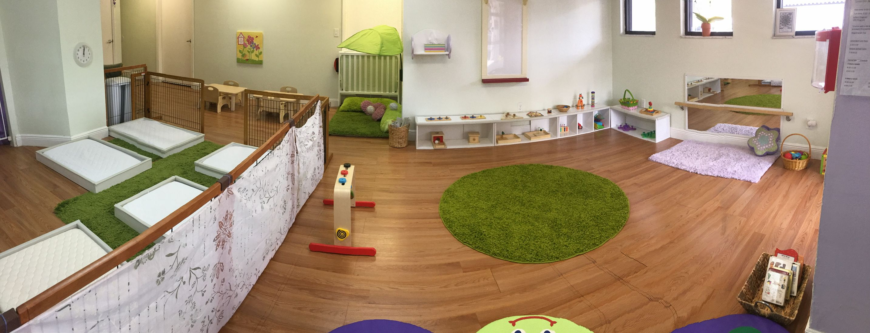 Image result for montessori infant classroom | Small ...