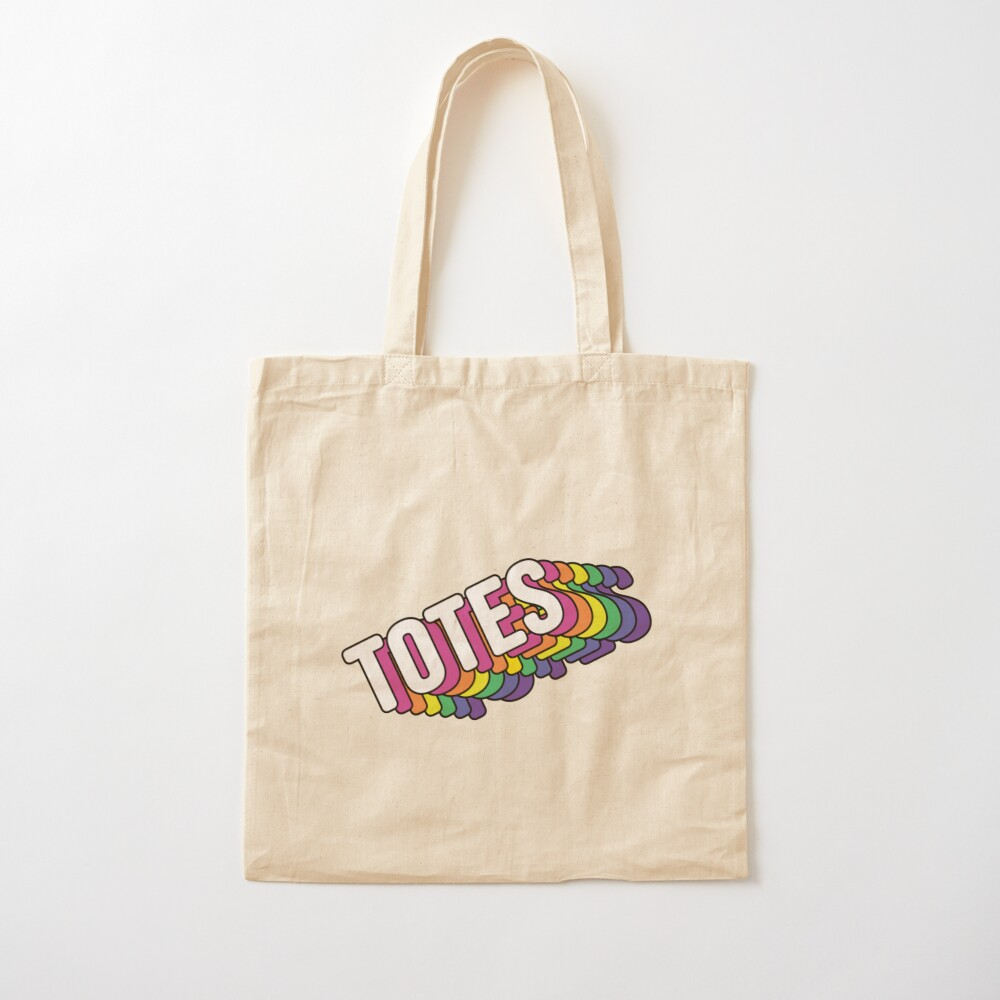 90s Slang Totes Tote Bag Redbubble Tote Bag Printed Tote Bags Cotton Tote Bags