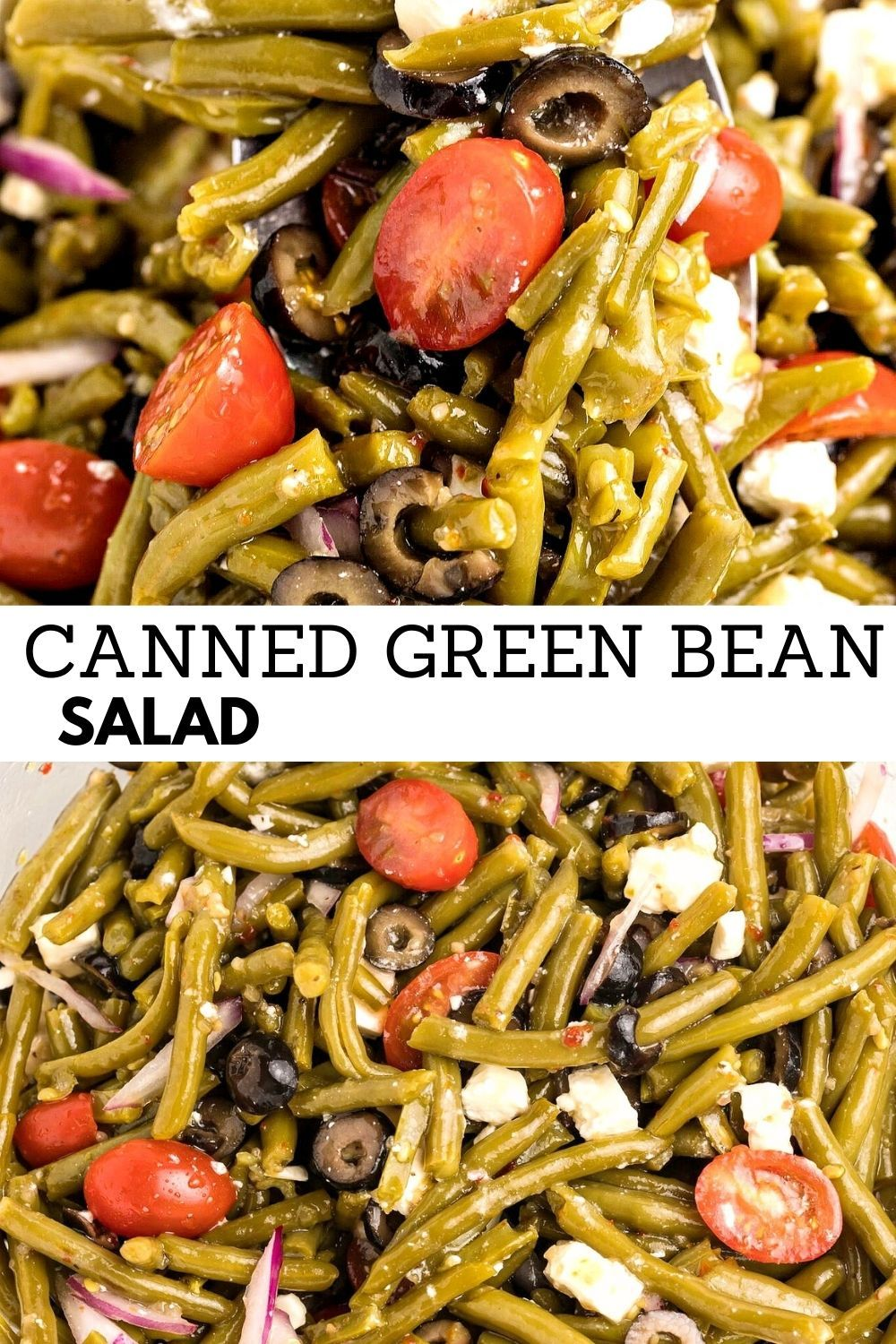 Best Canned Green Bean Salad Recipe