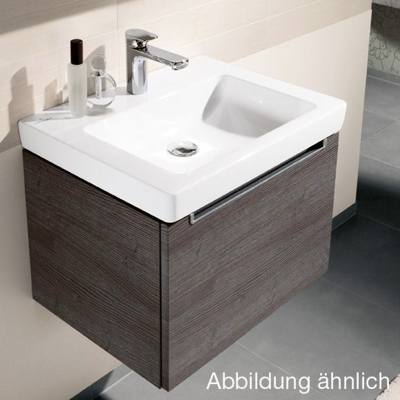 Fresh oak graphite subway vanity villeroy u boch Google Search