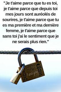 30 Petits Mots Damour Trop Romantiques Amour Mignon