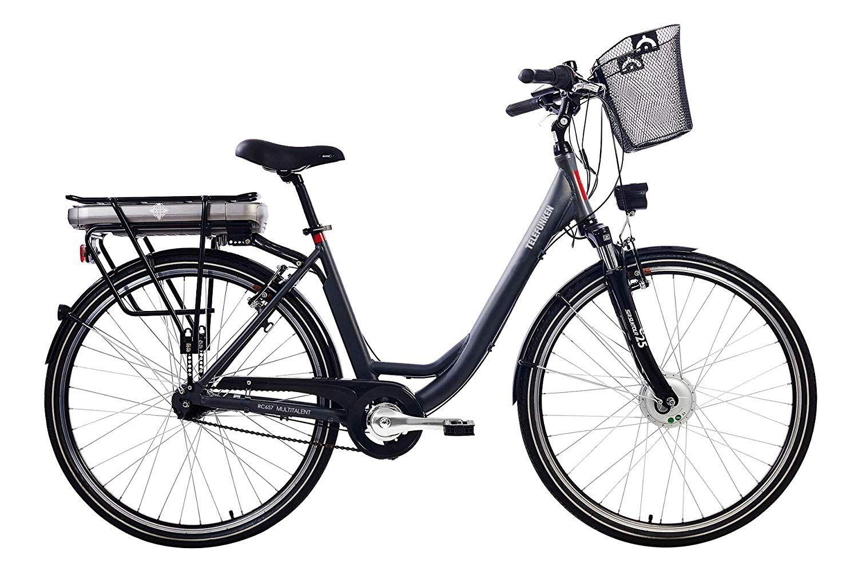 Telefunken E Bike Elektrofahrrad Alu Mit 7 Gang Shimano