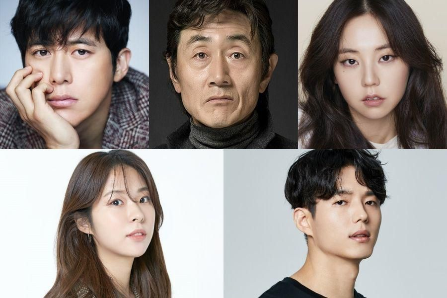 Go Soo, Heo Joon Ho, Ahn So Hee, And More Confirmed For Upcoming OCN Drama