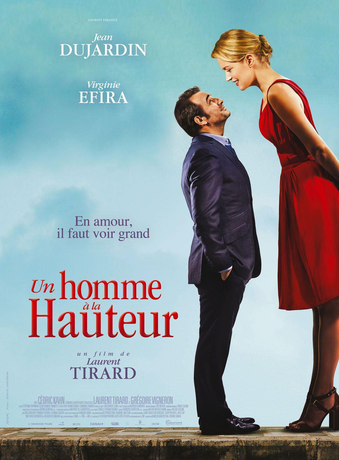 Un Homme A La Hauteur De Laurent Tirard 2015 Virginie Efira Jean Dujardin Film
