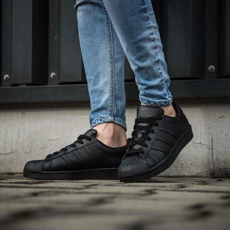adidas Superstar Foundation Shoes Black adidas Belgium