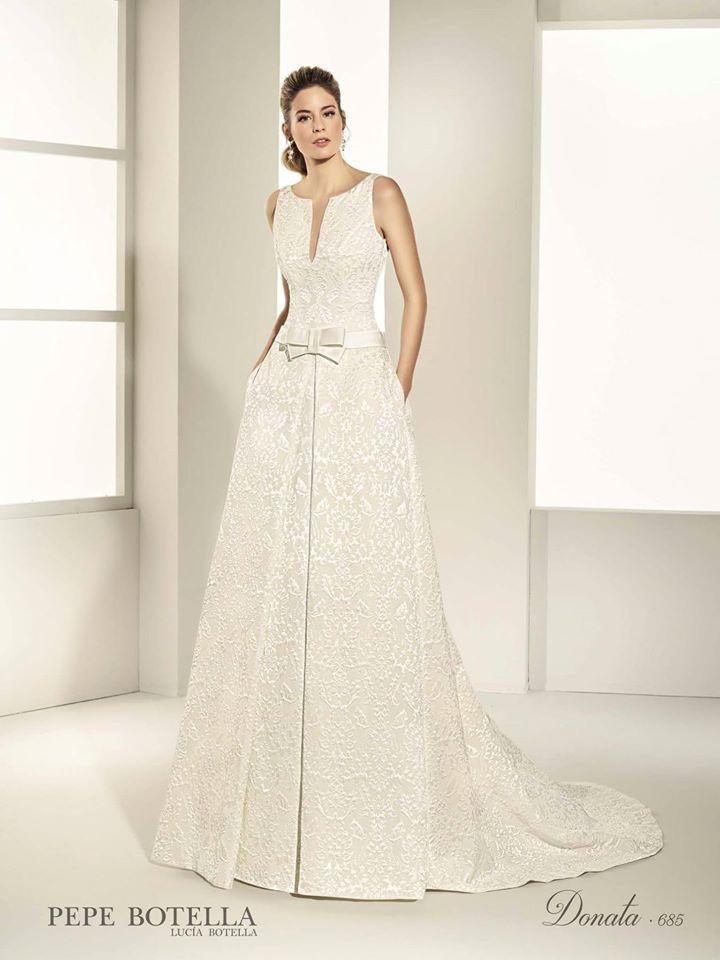 modelo canyamel vestido de novia - boda