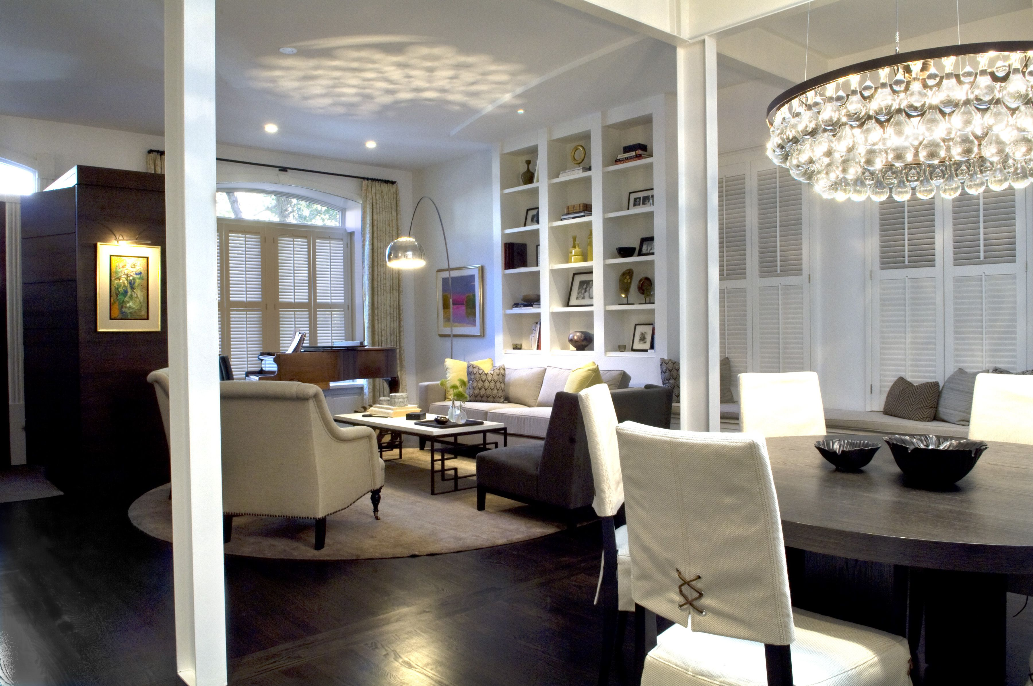 FAMILY/ DINING w/ Wells Fox Interiors