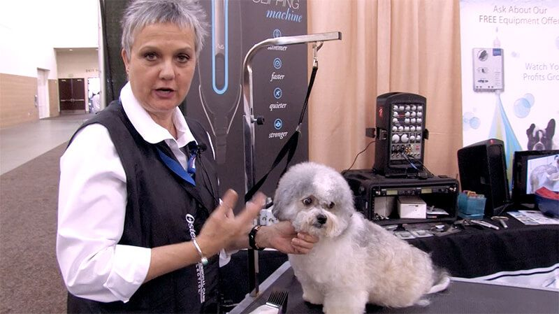 Judy Hudson will be speaking at the Northwest Grooming