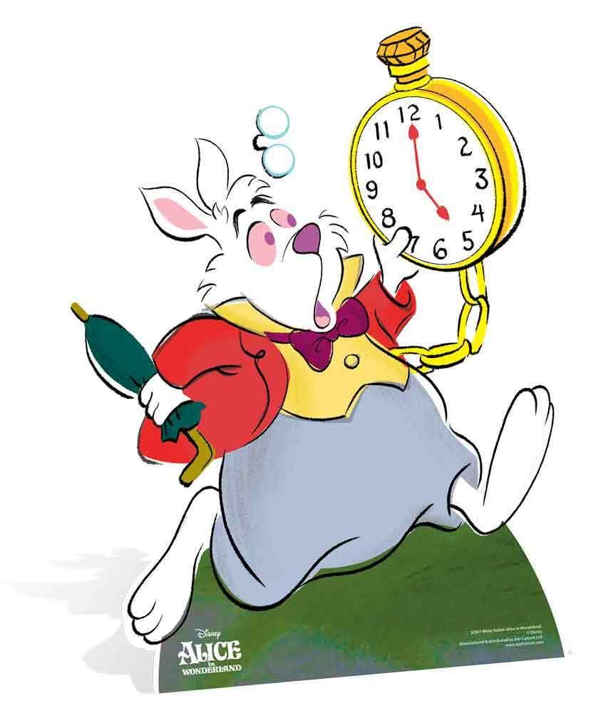 White Rabbit From Alice In Wonderland Disney Lifesize