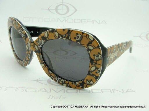 MOSCHINO on www.otticamodernaonline.it