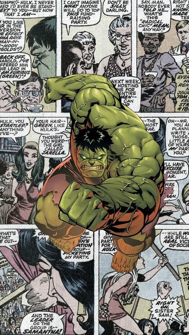 #Superheroes #Comics #Hulk Hulk Comics