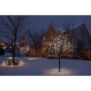 7 Blossom Tree With 600 Led Lights Blossom Trees Led Christmas Lights Led Lights