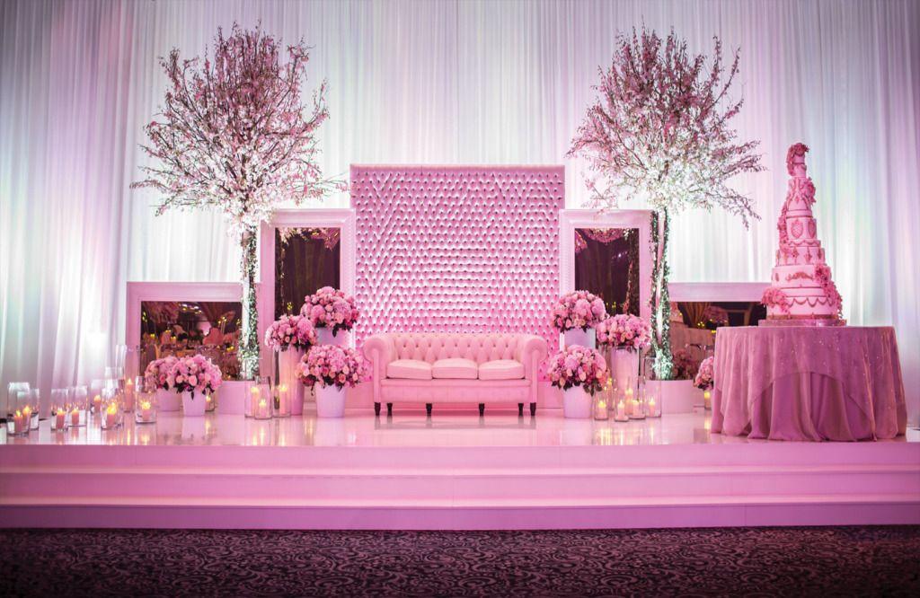 Wedding Reception Stage Decoration Ideas - Ideas and Decor ...