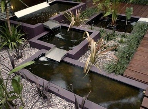Japanese Garden Water Feature Design