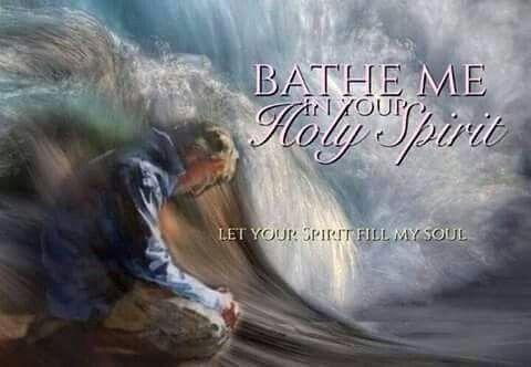 Yes precious Holy Spirit!