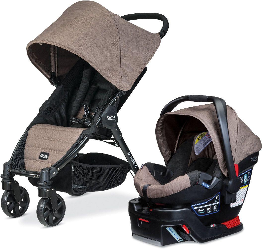 Britax BSafe 35 Infant Car Seat Raven Safest car seat