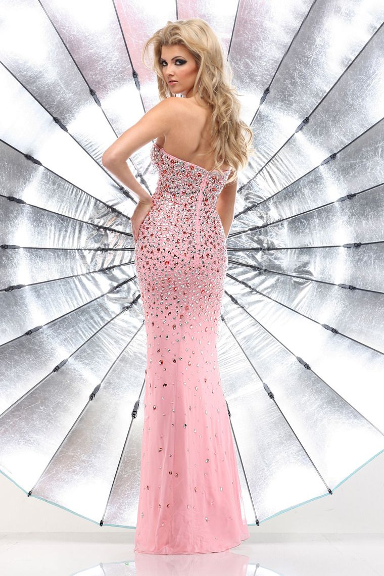 Luxurious Sweetheart Trumpet Floor Length Prom Dress Beaded With ...