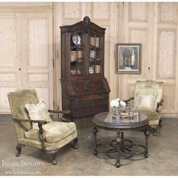 Antique Furniture Desks Secretaries Country French - Antique Furniture Baton Rouge Droughtrelief.org