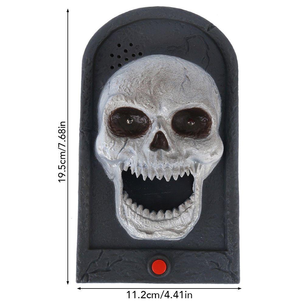 Haunted Door Bell Prop Halloween Doorbell