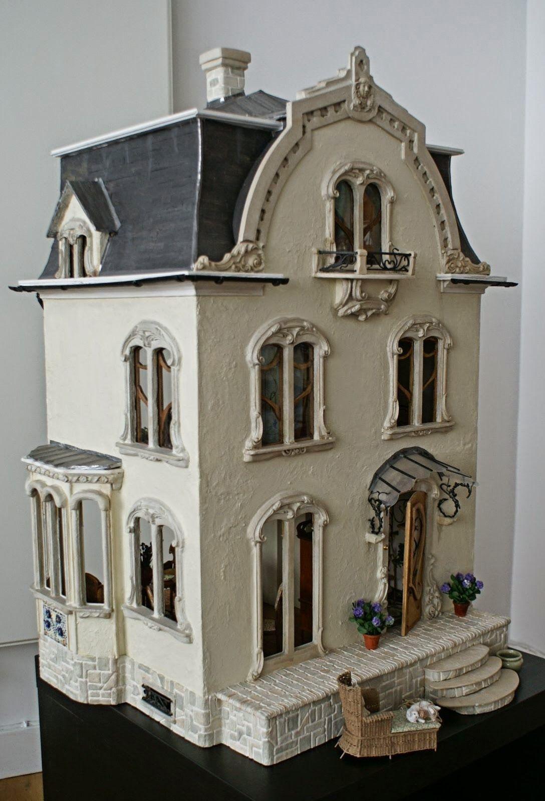 Petit Cabinet De Curiosites Art Nouveau House Jt Go To Blog For
