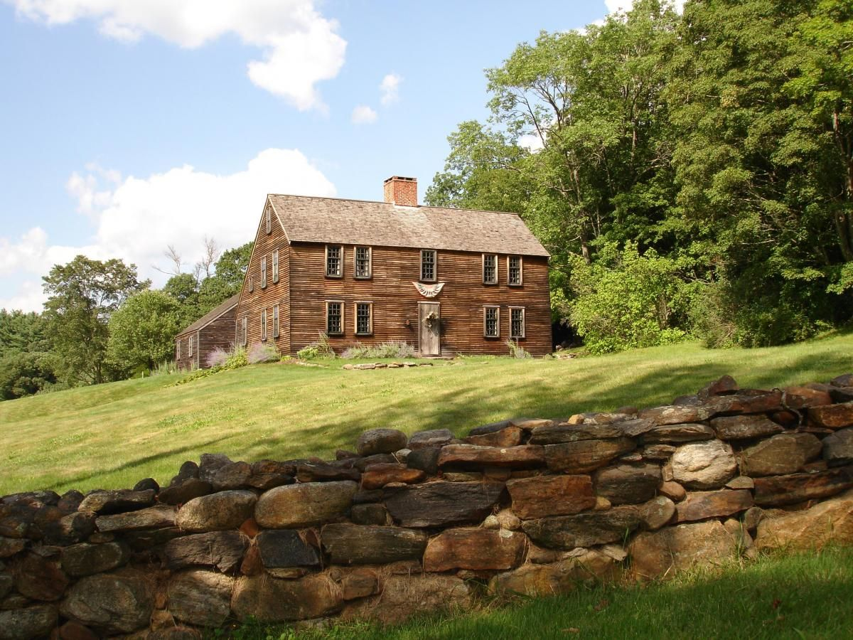 Gorgeous Historic Homes Second Shout Home Farm S Home Farm S Sale Early New England Saltbox Homes