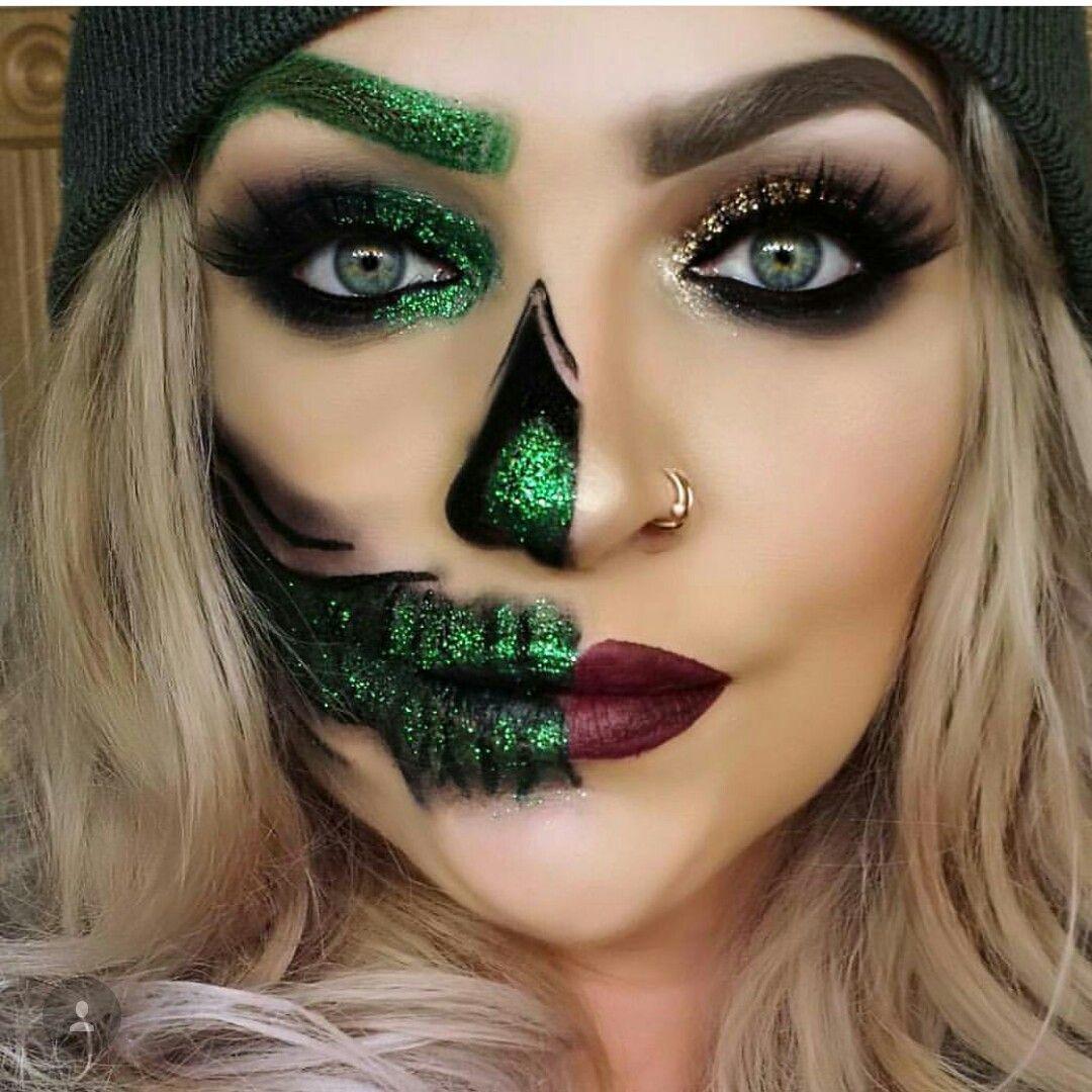 Pin de T'Shayla Murphy en Beauty Maquillaje de terror