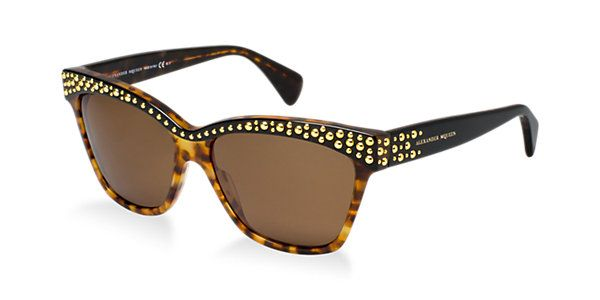 Alexander McQueen AMQ4239/S Sunglasses | Sunglass Hut