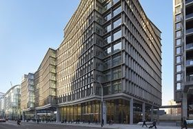 Zig Zag Building by Lynch Architects