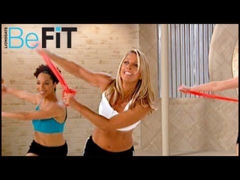 Denise Austin: Fat-Burning Power Cardio Workout - YouTube
