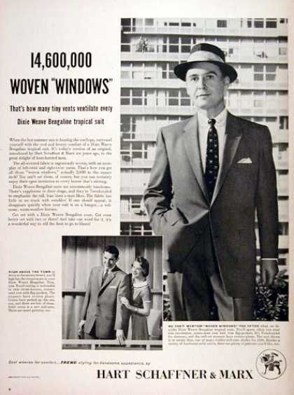 Just Some Nice Vintage Clobber Ads Find This Pin And More On 1950s Mens Fashion