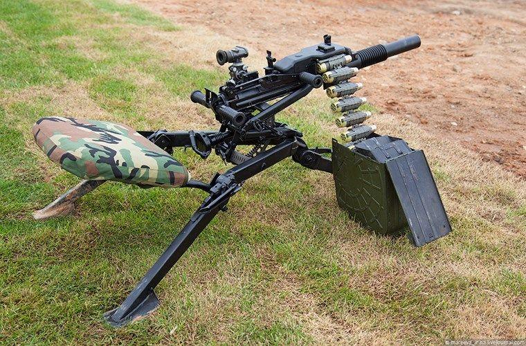 """AGS-40 """"Balkan"""", 40mm 7P39"""