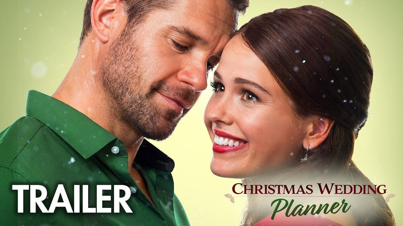 Christmas Wedding Planner -Trailer (2018) | Hallmark Romance Movies ...