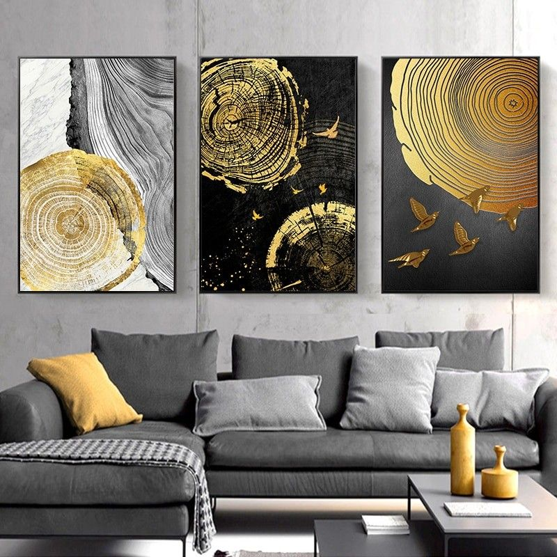 Abstract Retro Poster Home Decor Picture Modern Canvas Painting Wall Art Luxury Minimalist Art Poster And Print For Living Room Minimalist Wall Art Wall Art Canvas Painting Wall Art Living Room