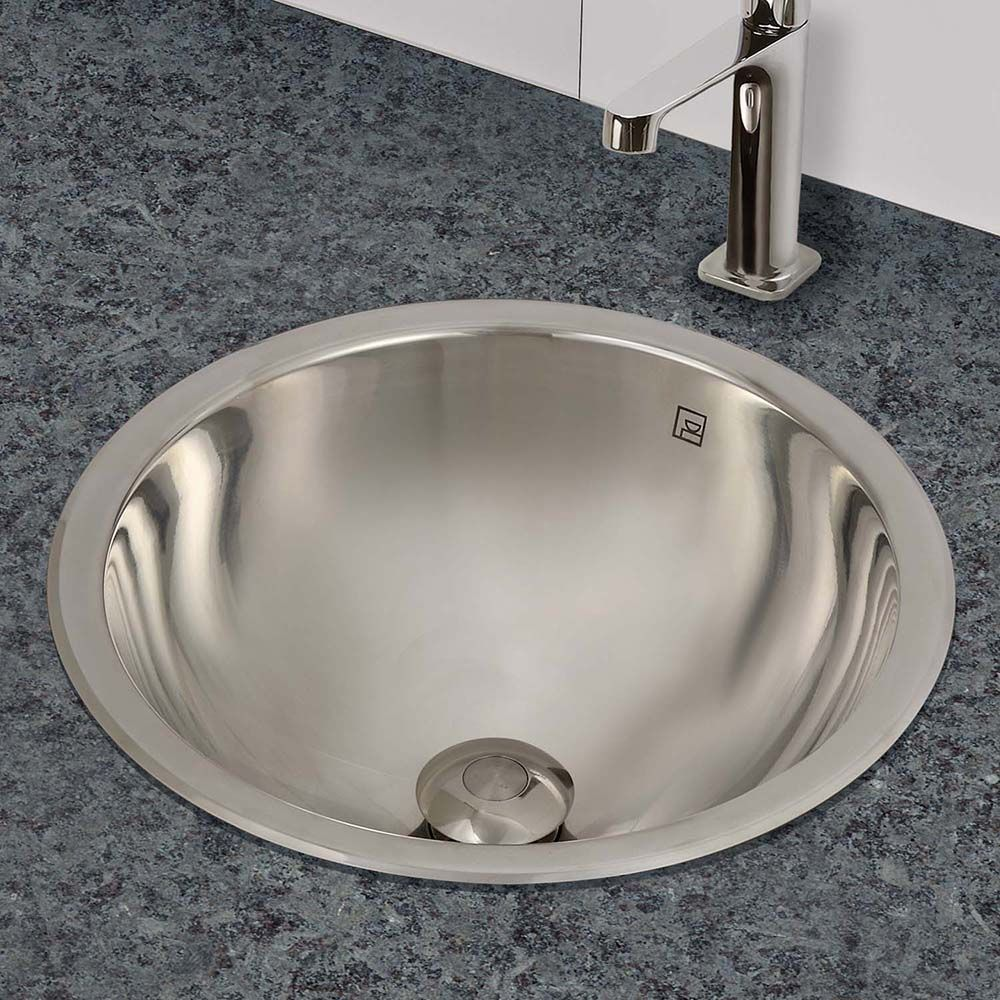 Decolav S Simply Stainless Collection 1201 P Polished High